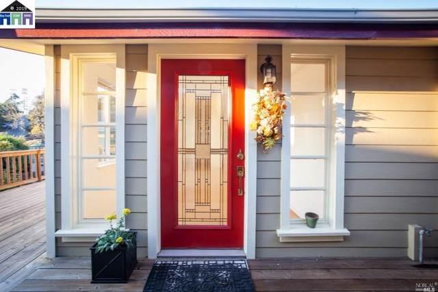 509 Tremont Avenue, Richmond - Point Richmond/Bayfro, CA 94801 (#MR40890012) :: The Kulda Real Estate Group