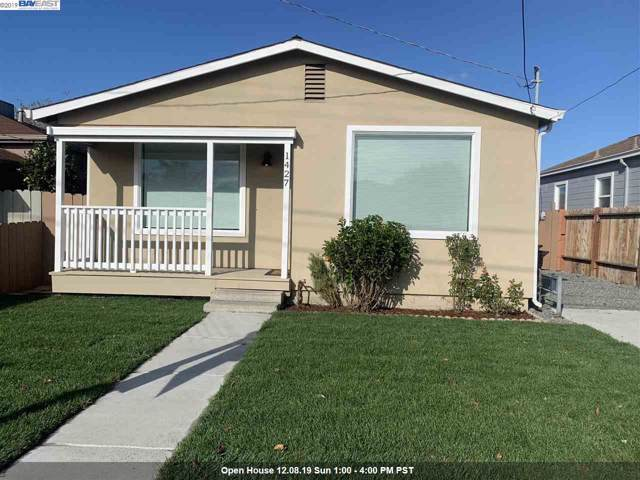1427 153Rd Ave, San Leandro, CA 94578 (#BE40890078) :: The Kulda Real Estate Group