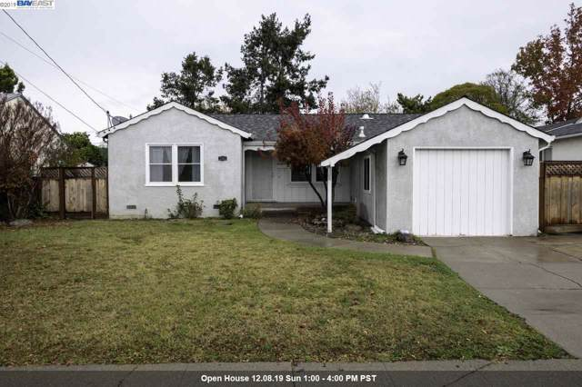 2316 Lessley Ave, Castro Valley, CA 94546 (#BE40890312) :: Strock Real Estate