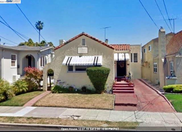 2612 55Th Ave, Oakland, CA 94605 (#BE40890316) :: The Kulda Real Estate Group