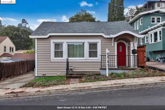 14 Green Street, Martinez, CA 94553 (#EB40890574) :: The Sean Cooper Real Estate Group