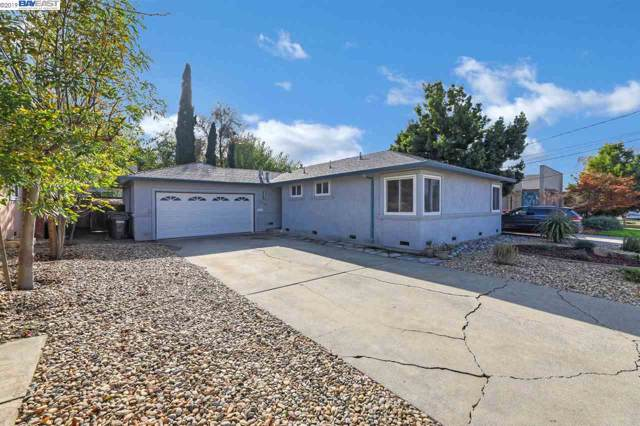 3849 Madeira Way, Livermore, CA 94550 (#BE40890591) :: The Kulda Real Estate Group