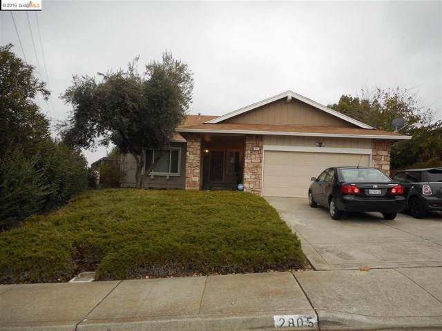 2805 Harris Dr, Antioch, CA 94509 (#EB40890706) :: The Kulda Real Estate Group