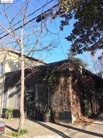 1224 Center St, Oakland, CA 94607 (#MR40890740) :: The Sean Cooper Real Estate Group