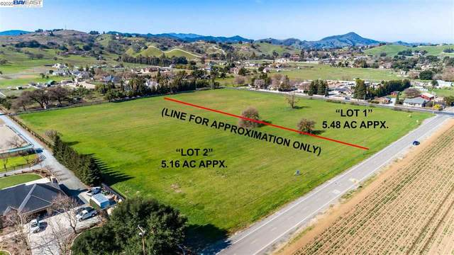 lot 2 Harding Ave, San Martin, CA 95046 (#BE40890947) :: The Goss Real Estate Group, Keller Williams Bay Area Estates
