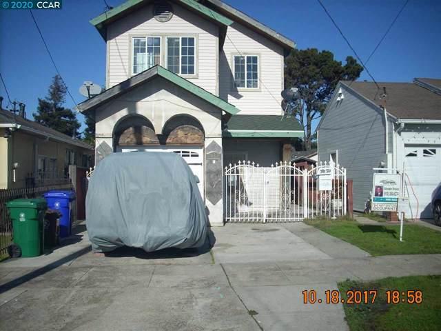 3033 Rheem Ave, Richmond, CA 94804 (#CC40891041) :: The Sean Cooper Real Estate Group