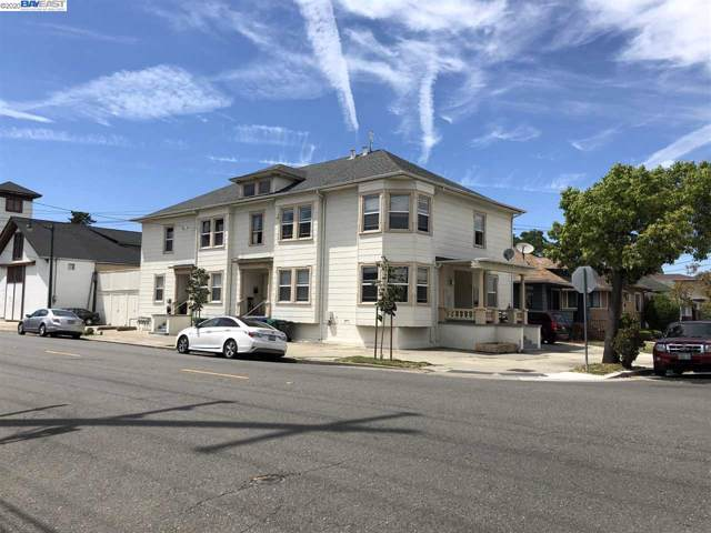 811 Buena Vista Avenue, Alameda, CA 94501 (#BE40891561) :: Real Estate Experts