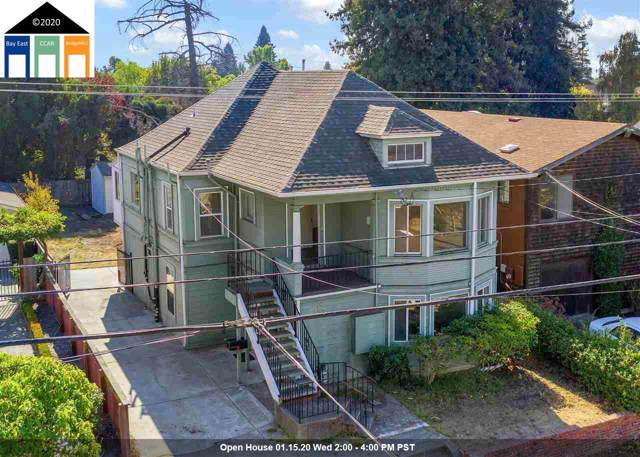 1930 Stuart Street, Berkeley, CA 94703 (#MR40892133) :: RE/MAX Real Estate Services
