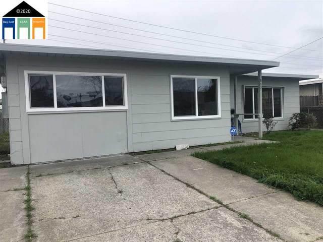 512 Harrison, Richmond, CA 94806 (#MR40892504) :: Strock Real Estate