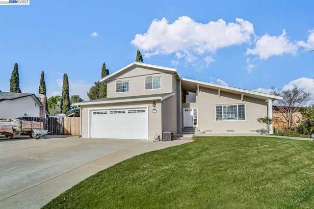 5959 Bryce Canyon Ct, Pleasanton, CA 94588 (#BE40892580) :: The Kulda Real Estate Group