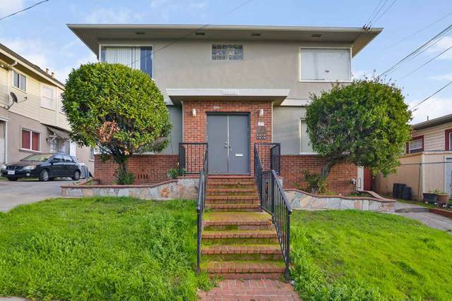 2006 38Th Ave, Oakland, CA 94601 (#MR40892719) :: The Kulda Real Estate Group