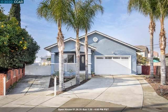 1282 Beacon St, Pittsburg, CA 94565 (#CC40892742) :: The Kulda Real Estate Group
