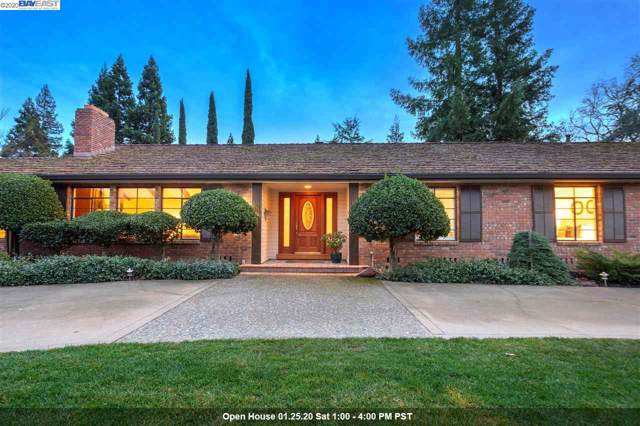 3201 Stone Valley Rd, Alamo, CA 94507 (#BE40893024) :: Strock Real Estate
