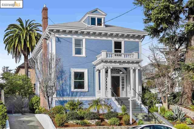 663 Oakland Ave, Oakland, CA 94611 (#EB40893120) :: Strock Real Estate