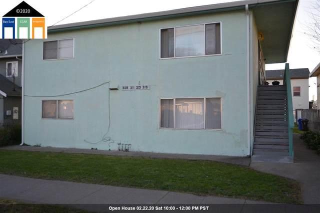 309 S 13Th St, Richmond, CA 94804 (#MR40894765) :: RE/MAX Real Estate Services