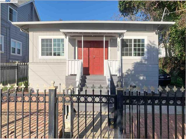 3030 Nicol Ave, Oakland, CA 94602 (#BE40895274) :: Keller Williams - The Rose Group