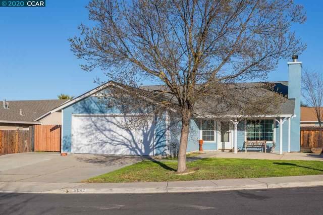 5042 Gaspar Ct, Oakley, CA 94561 (#CC40895421) :: RE/MAX Real Estate Services