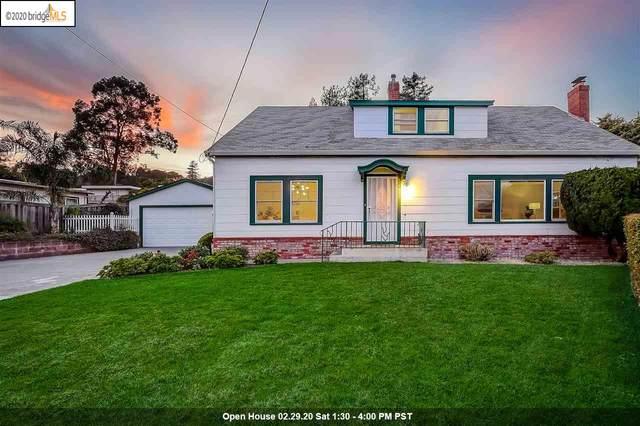 3920 Wesley Way, El Sobrante, CA 94803 (#EB40895893) :: RE/MAX Real Estate Services