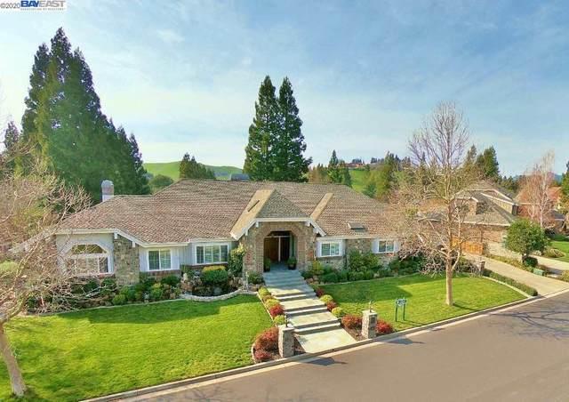 3346 Blackhawk Meadow Dr, Danville, CA 94506 (#BE40896039) :: The Kulda Real Estate Group