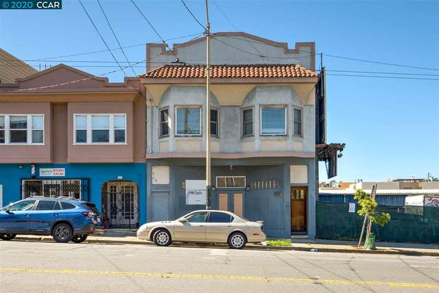 5508 Mission St, San Francisco, CA 94112 (#CC40896468) :: The Goss Real Estate Group, Keller Williams Bay Area Estates