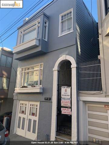 19-21 Bernard St, San Francisco, CA 94133 (#EB40896622) :: Keller Williams - The Rose Group
