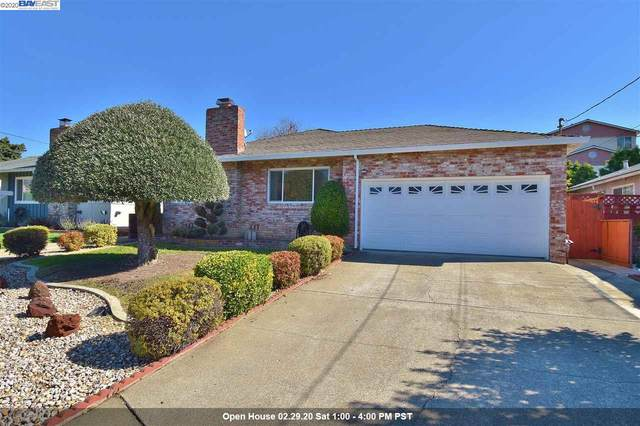 21110 Ashfield Ave, Castro Valley, CA 94546 (#BE40896903) :: Live Play Silicon Valley