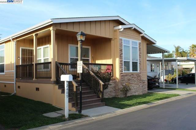 2409 Bridwell, Hayward, CA 94544 (#BE40897401) :: Real Estate Experts