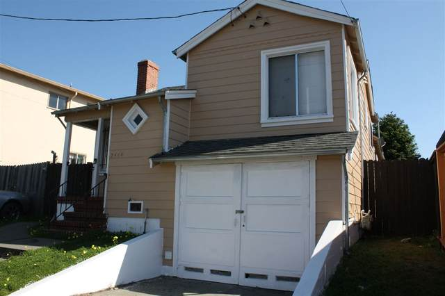 2564 35th Ave, Oakland, CA 94601 (#MR40897464) :: The Kulda Real Estate Group