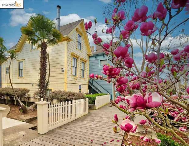 802 Delaware, Berkeley, CA 94710 (#MR40897823) :: Alex Brant Properties