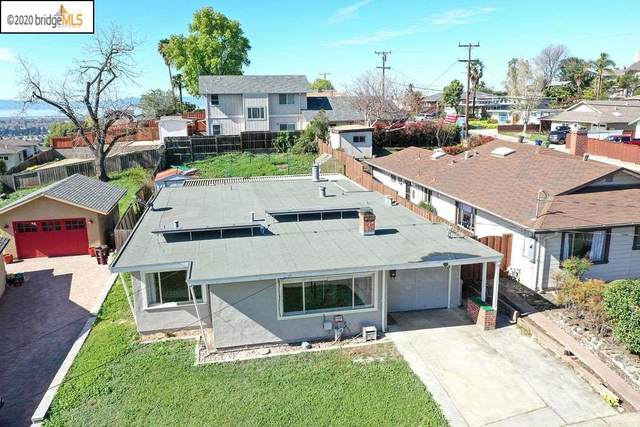 18667 Crest Ave, Castro Valley, CA 94546 (#EB40898925) :: Real Estate Experts