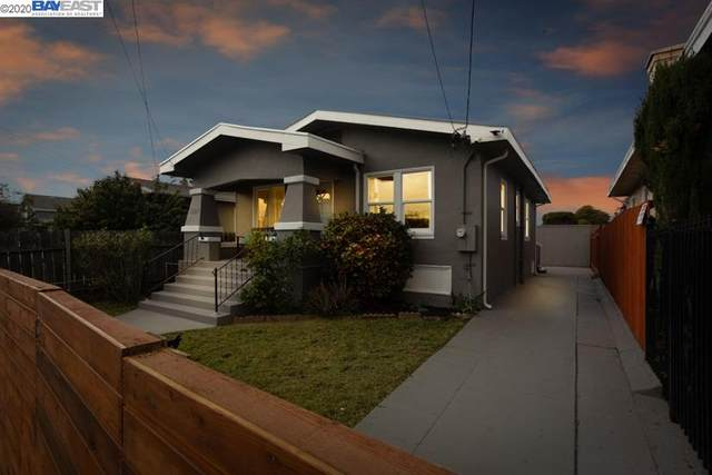 1557 79Th Ave, Oakland, CA 94621 (#BE40899095) :: The Kulda Real Estate Group