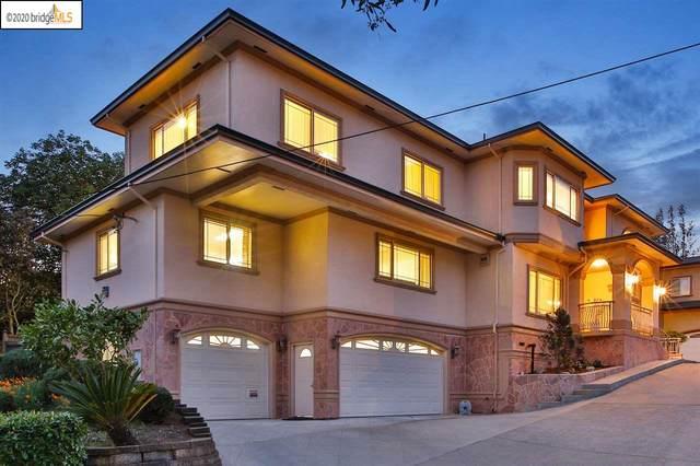 3328 Burdeck Dr, Oakland, CA 94602 (#EB40899128) :: The Sean Cooper Real Estate Group