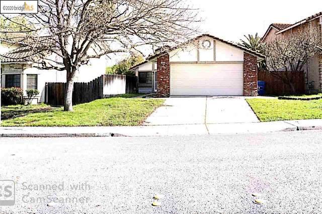 2948 Morro Dr, Antioch, CA 94531 (#EB40900221) :: Intero Real Estate