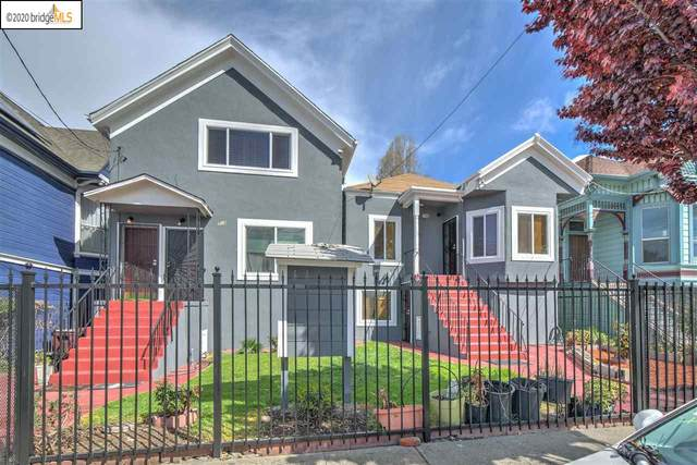 700 29Th St, Oakland, CA 94609 (#EB40900360) :: RE/MAX Real Estate Services