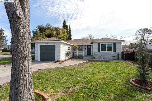 22086 Young Ave, Castro Valley, CA 94546 (#BE40900848) :: Real Estate Experts