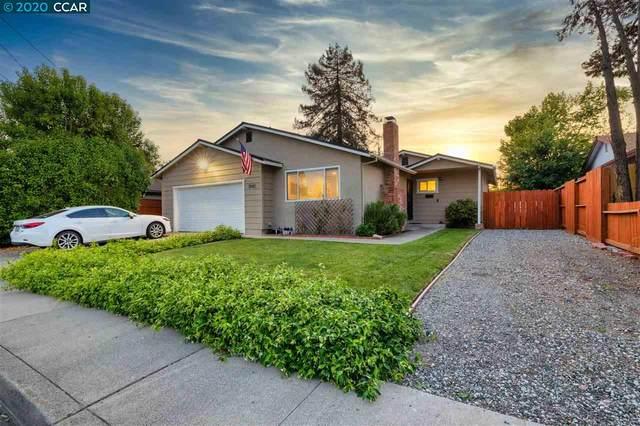 3543 Dormer Ave, Concord, CA 94519 (#CC40904017) :: Alex Brant Properties