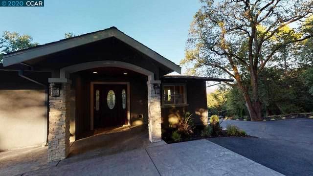 946 Oak View Cir, Lafayette, CA 94549 (#CC40906312) :: Robert Balina | Synergize Realty