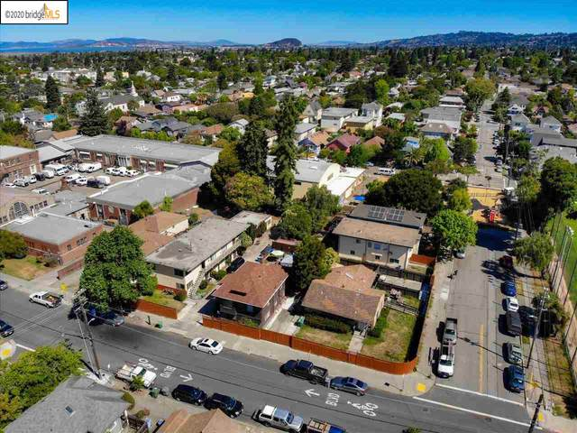 1743 Russell St, Berkeley, CA 94703 (#EB40910119) :: The Gilmartin Group