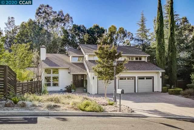 16 Silverhill Way, Lafayette, CA 94549 (#CC40911284) :: Strock Real Estate