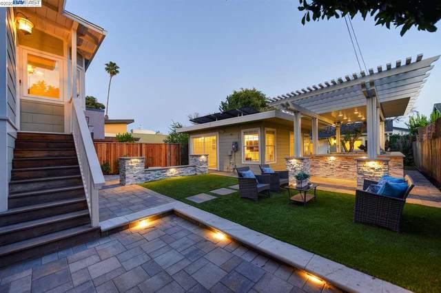1518 Ward St, Berkeley, CA 94703 (#BE40911911) :: Strock Real Estate