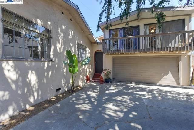 941 Buena Vista Ave, Alameda, CA 94501 (#BE40912099) :: Robert Balina | Synergize Realty