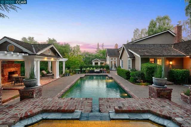 295 Barrington Lane, Alamo, CA 94507 (#CC40910960) :: Strock Real Estate
