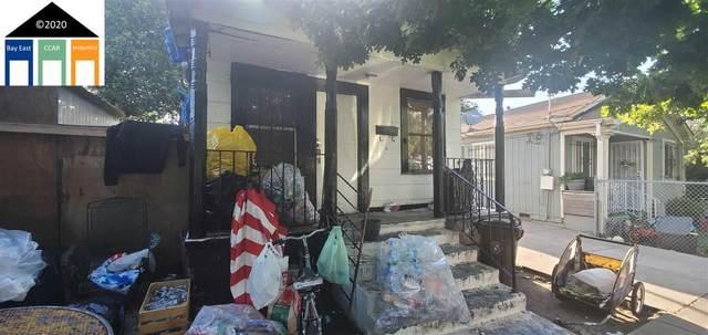 1319 Kelsey St., Richmond, CA 94801 (#MR40913744) :: The Realty Society