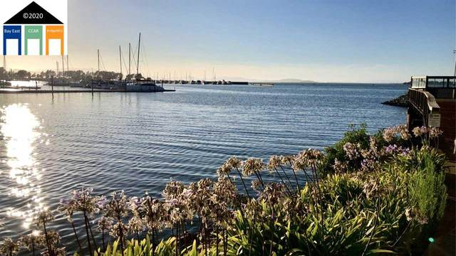 8 Admiral Dr A236, Emeryville, CA 94608 (#MR40914015) :: Robert Balina | Synergize Realty