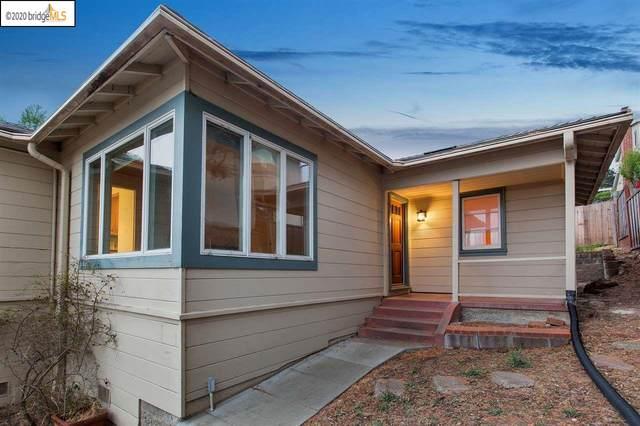 708 Seaview Drive, El Cerrito, CA 94530 (#EB40914380) :: The Kulda Real Estate Group