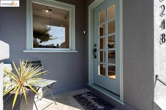 5248 Lawton Ave, Oakland, CA 94618 (#EB40914447) :: Alex Brant Properties