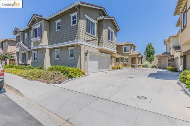 316 Alta Street, Brentwood, CA 94513 (#EB40914580) :: Robert Balina   Synergize Realty