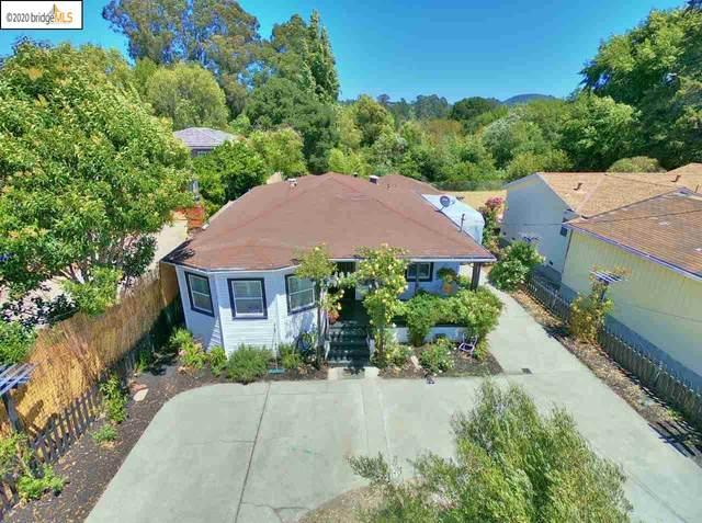 4529 San Pablo Dam Rd, El Sobrante, CA 94803 (#EB40915254) :: Strock Real Estate