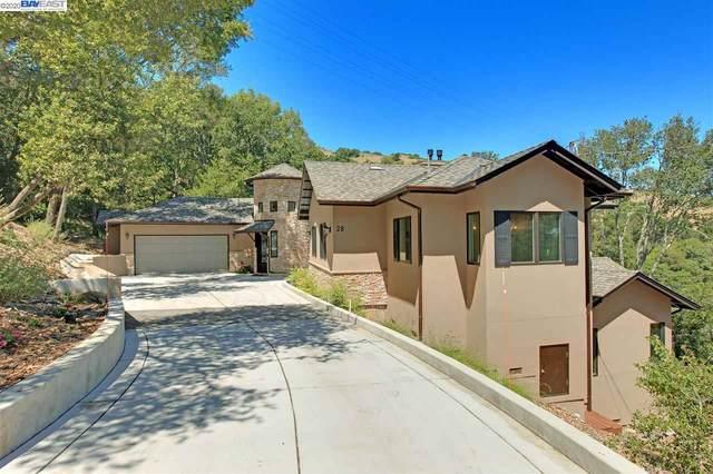 28 Vista Del Orinda, Orinda, CA 94563 (#BE40915299) :: Alex Brant Properties