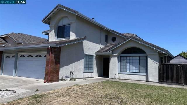 1263 Turquoise Dr, Hercules, CA 94547 (#CC40912447) :: Intero Real Estate
